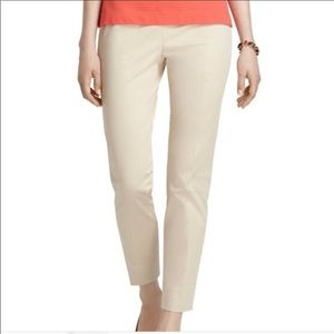 Brooks Brothers Natalie Fit Khaki Trousers